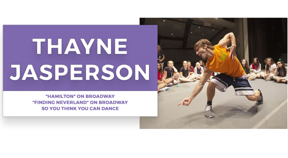 thayne jasperson | Stage Door Workshops | In-Studio Workshops, NYC LA Dance Trips, Broadway Dance Master Classes, Choreography, Intensives | Broadway, So You Think You Can Dance, Hamilton, Wicked, Aladdin, World of Dance, Beyonce, Alvin Ailey, Shaping Sound