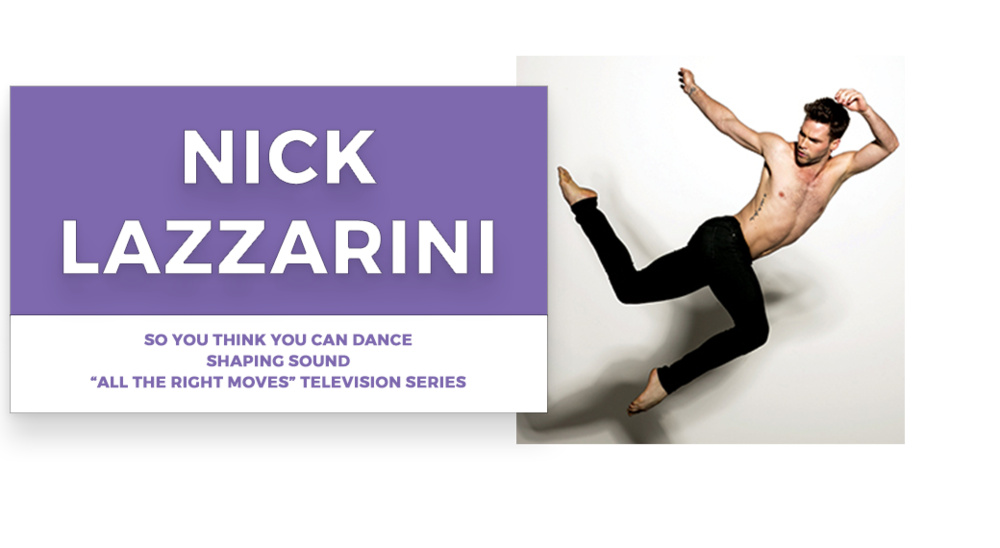 nick lazzarini | Stage Door Workshops | In-Studio Workshops, NYC LA Dance Trips, Broadway Dance Master Classes, Choreography, Intensives | Broadway, So You Think You Can Dance, Hamilton, Wicked, Aladdin, World of Dance, Beyonce, Alvin Ailey, Shaping Sound