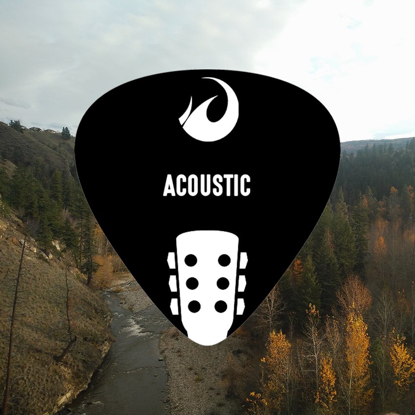 Acoustic - Hosted by Easton Doran and Jeff BulmerJeff and Easton just chill in the booth and talk over music about strange musical quandaries and stuff. It's like we're live, but without the weather or traffic to prove it to you!