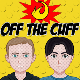Off The Cuff - Hosted by Jeff Bulmer and Alex ShawJeff and Alex sit down to discuss movies and video games in this weekly podcast. Guests will be frequently brought in to facilitate discussion and participate in recurring segments such as Movie of the Month.
