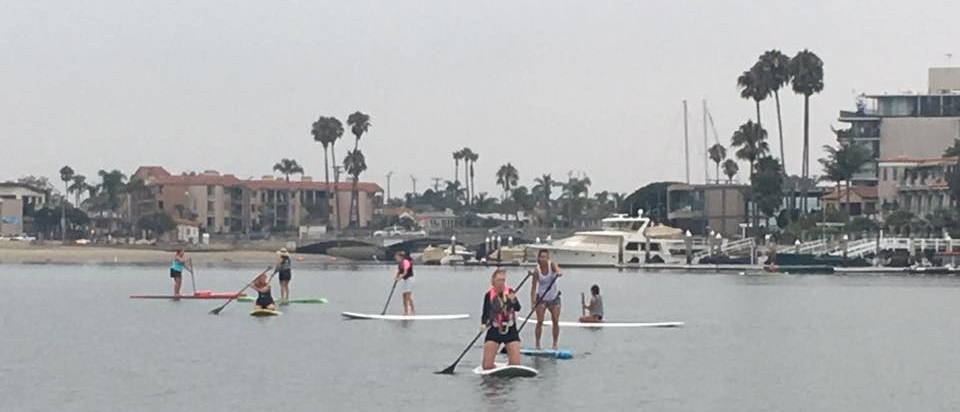 Paddle Board social day