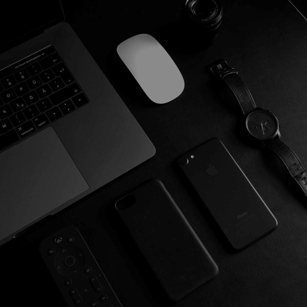 Technology - Website development