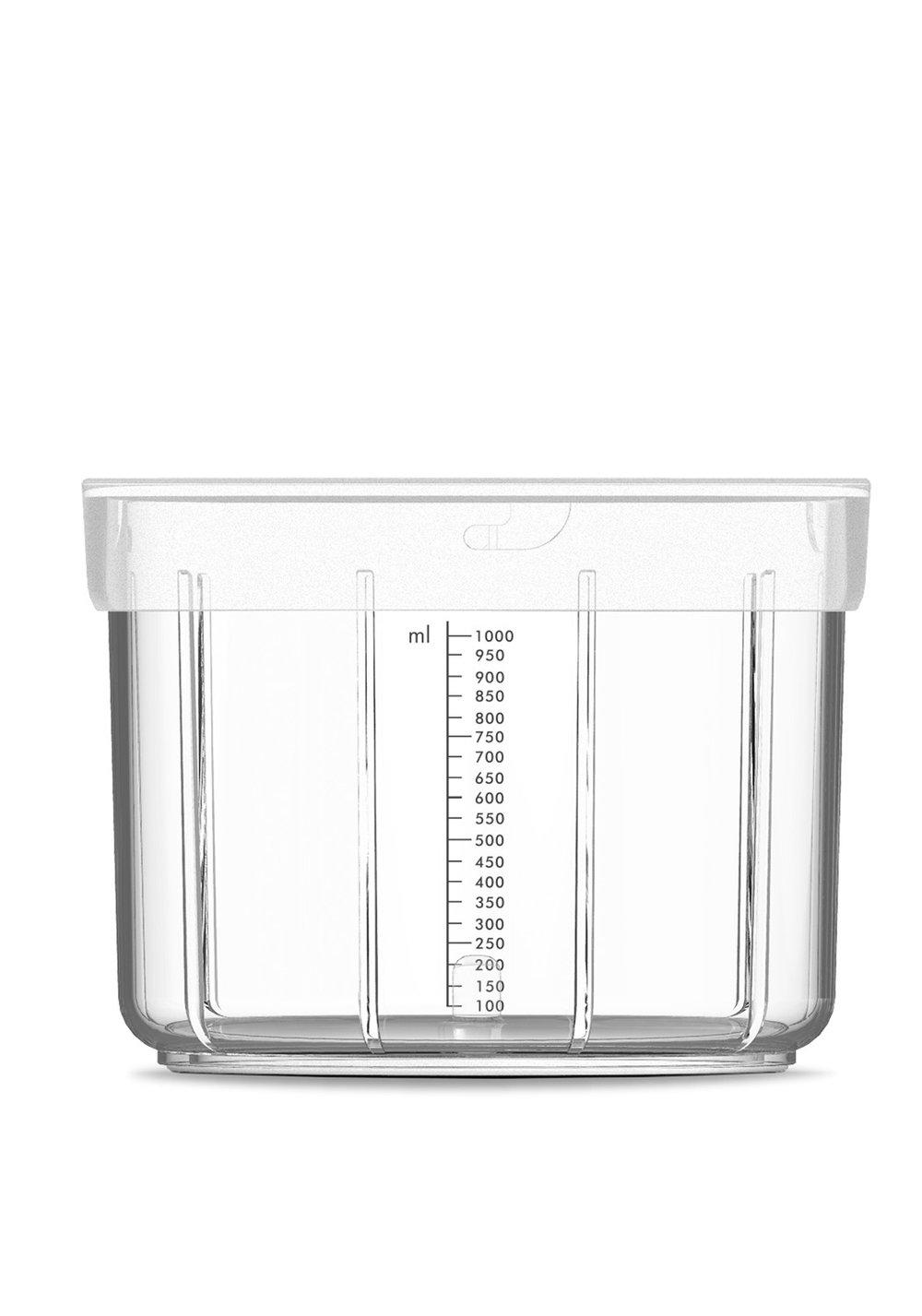 BOL + COUVERCLE - • Polyvalent• Couvercle de protection• Préparer/conserver• Facile à nettoyer500324 BOL + COUVERCLE