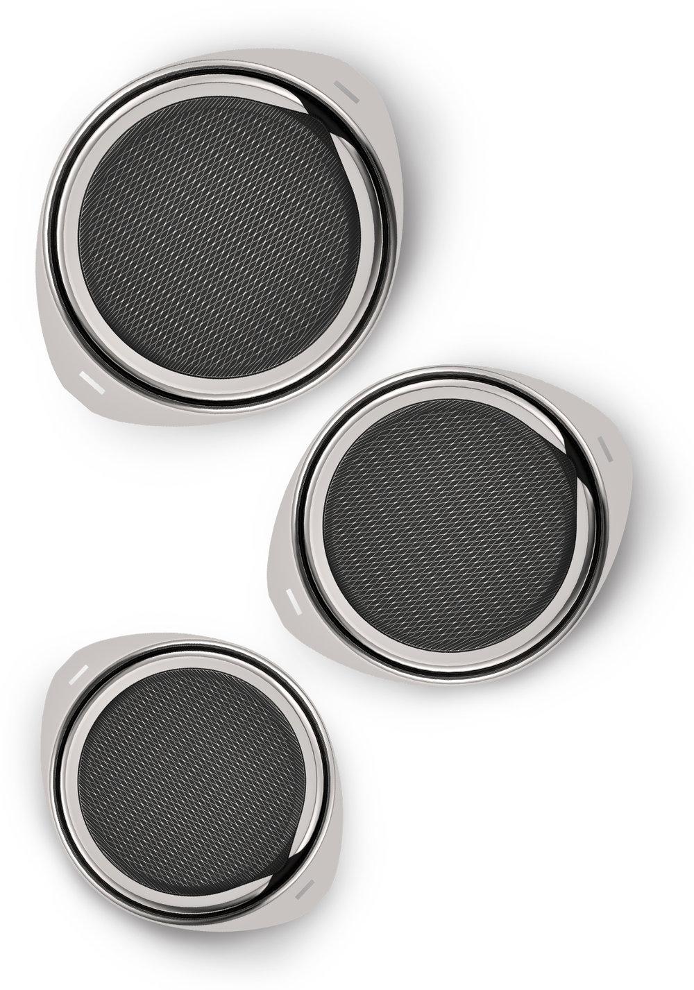 CORPS MULTIPLIS : TRIPLIS - L'idée est d'alterner inox/alu/inox afin d'optimiser la conduction de chaleur pour faire des économies d'énergie. L'inox de haute qualité offre une grande durabilité de l'ustensile et fait de cette gamme l'une des plus performantes du marché.• Très longue durée de vie de votre ustensile • Optimise la conduction de chaleur