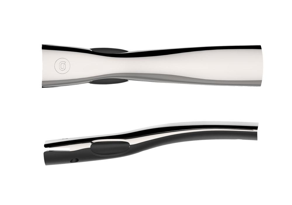 poignée amovible matrix - Avec sa poignée bakélite / inox MATRIX AMOVIBLE est légère et offre un très bonne prise en main. Son système d'accroche SLIDE IN permet de clipser en toute sécurité la poignée sur l'ustensile.• Confort d'utilisation• Parfaite répartition du poids• Sécurité du geste