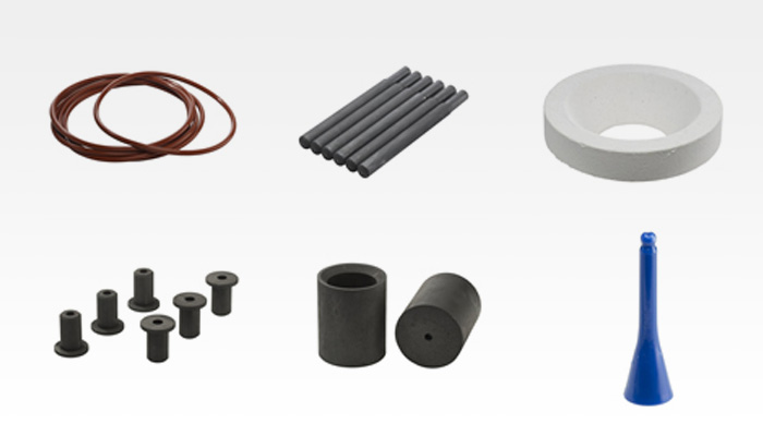 Neutec Consumables   Neutec® casting consumable products such as seals, sprue, stirring rods, crucible components and more, all quality-made for your specific casting machine and its processes, are available to order anytime from riogrande.com. Click on any of the products shown below to go directly to Rio Grande to shop and order the consumables you need.