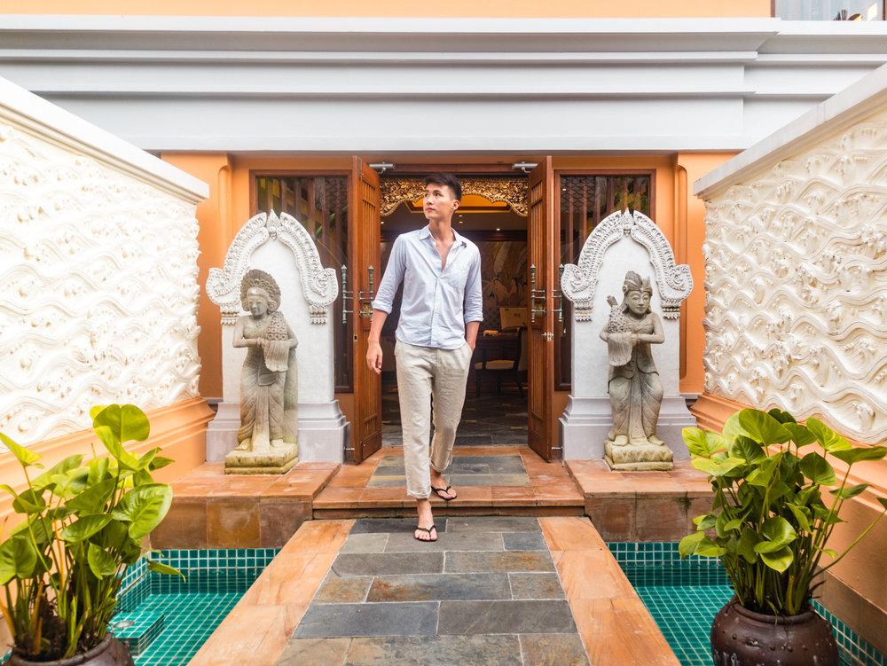 MY STAY: amari vogue - Krabi, Thailand