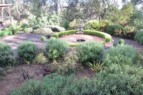 Peaceful gardens to enjoy