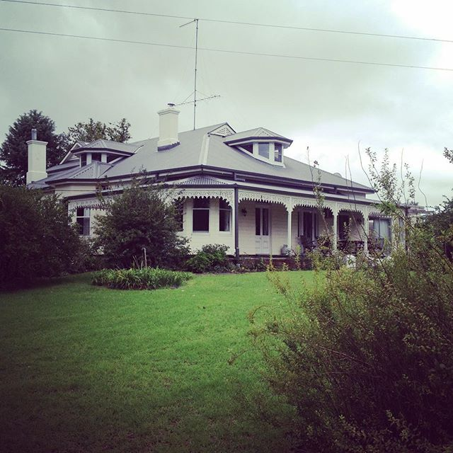 The lovely Conningdale B&B #accomodation #ruralstay #bnb #walcha #armidale #uralla #gleninnesnsw #guyra #relax #boutiqueaccommodation #booknow