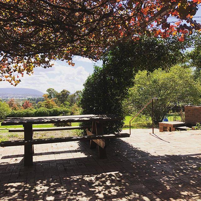 Autumn in Armidale. Beautiful colours crisp days & cool nights. B&B's, Farmstay's, Pet Friendly, Luxury. Something  everyone  www.ruralstay.com  #gleninnesnsw #armidalensw #guyransw #urallanswaustralia #walcha #tenterfieldnsw #bnb #farmstayaustralia #escapetothecountry