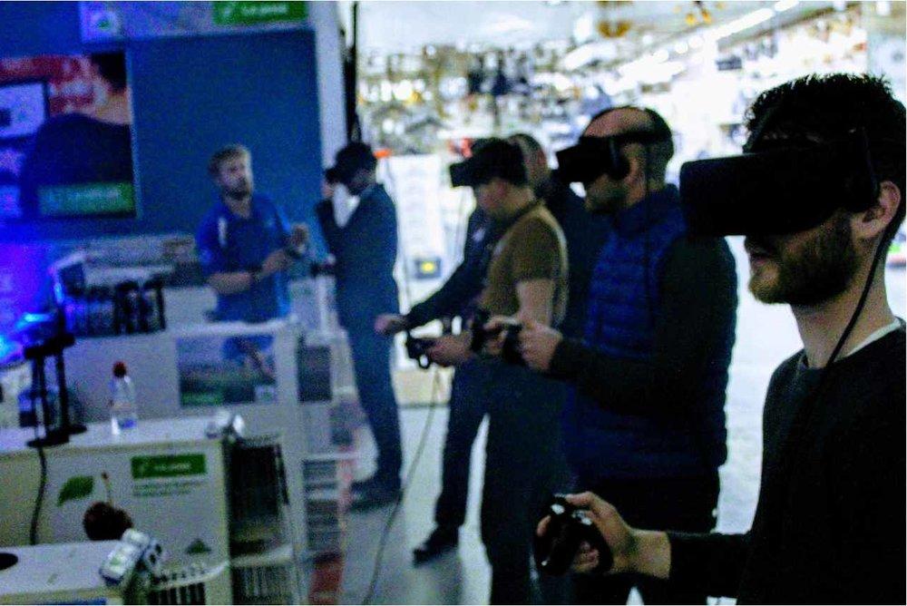 - Réalité Virtuelle