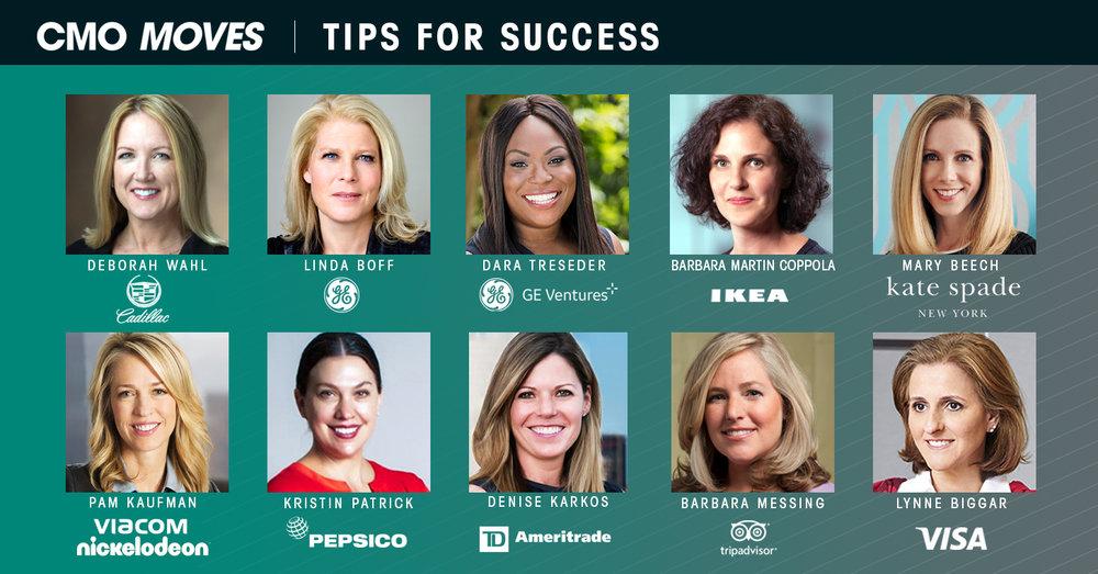 CMO Moves Tips for Success - Trailblazing Women.jpg