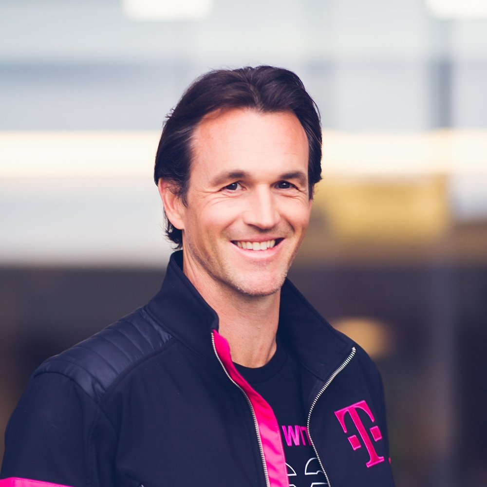 Nick Drake - EVP Marketing & Experience T-Mobile