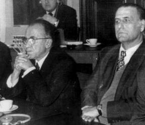 Carrillo y Calvo Serer