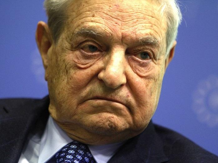 G. Soros.