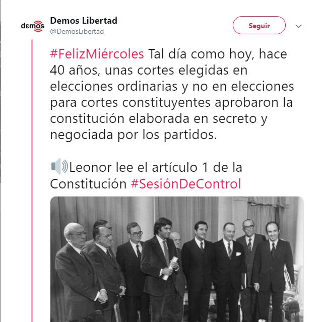 https://twitter.com/DemosLibertad/status/1057572210473402368