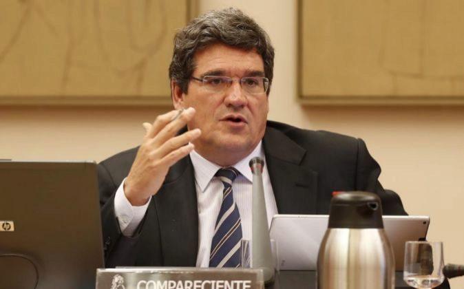 José Luis Escrivá, presidente de la AiRef.