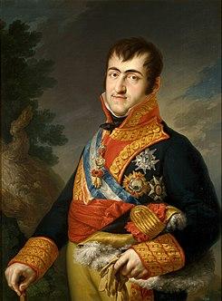 Fernando VII.