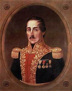 Francisco de Paula Santander.