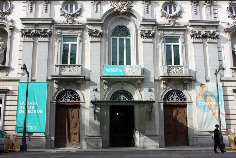 Tribunal Supremo. Madrid.