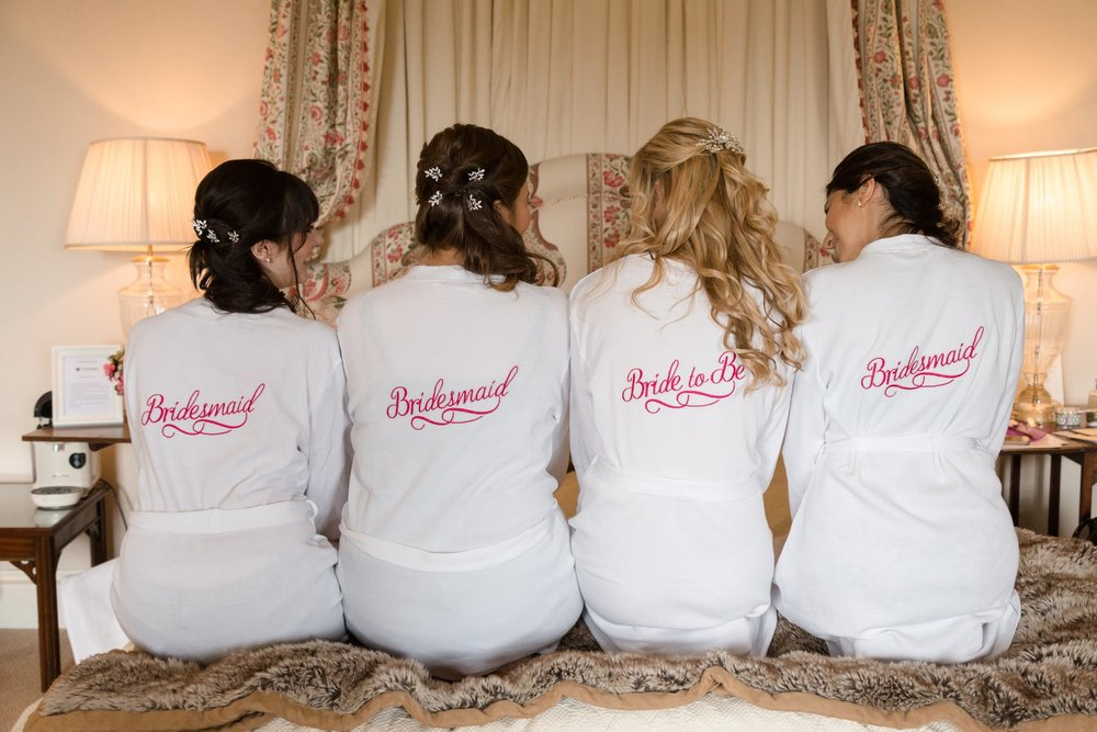 We Can Make Up Your Bridesmaids, Friends & Family