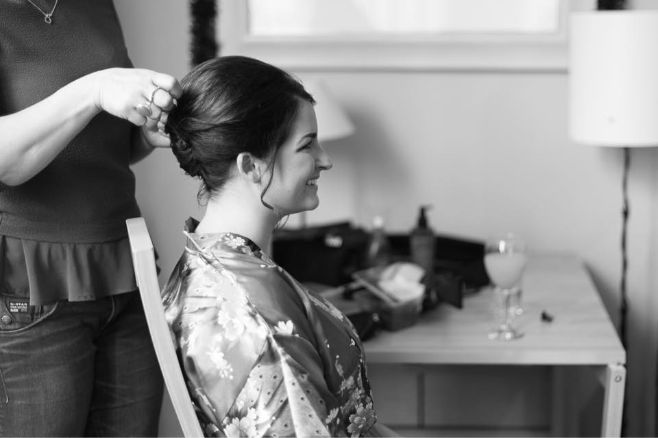 Bridal Hair - Up-Dos
