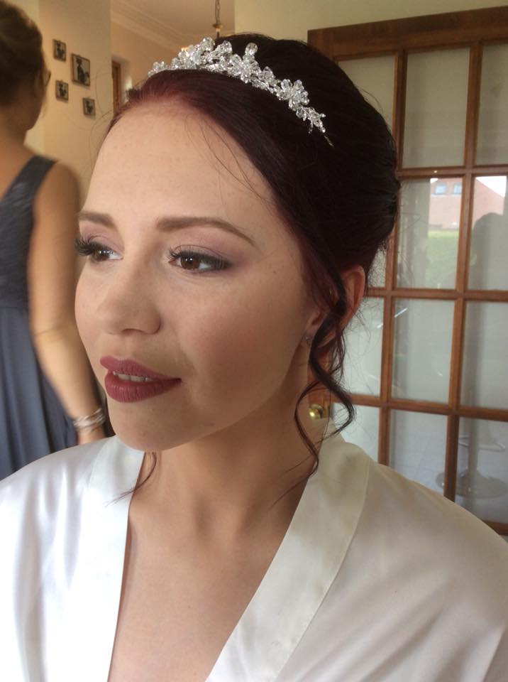 Bride with Tiara