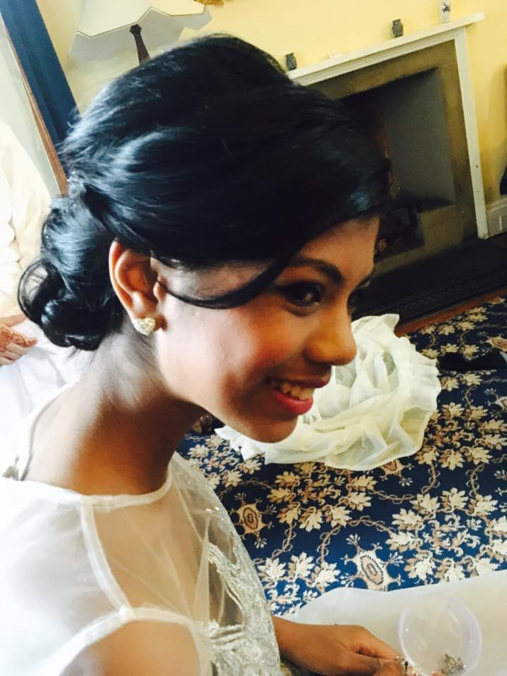 Classic Up do's for Brides