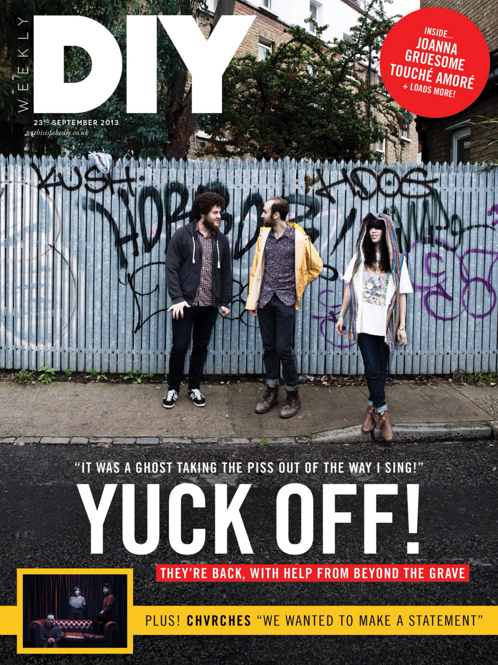 DIY Weekly, 23rd September 2013