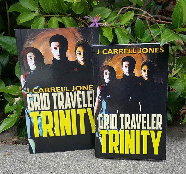*Book Giveaway* We have 5 copies of GRID Traveler Trinity by J Carrell Jones to giveaway. Deadline September 10th at midnight (EST) Contest is open to US/CAN (ebook and hardcopy) and International (ebook only). To enter - 1) You must follow both Mythical Legends Publishing and @universeboundbooks  2) You must comment with Kindle, Nook, or hardcopy and tag at least one friend. 3) You must be 18 years or older #gridtravelertrinity #spaceopera #firstcontact  #magick #wicca #diversity #mythicallegendspublishing #universeboundbooks #bookgiveaway #scifi #bookstagram #booknerd #adultfiction