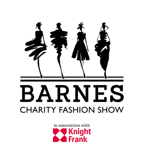 Barnes Charity Fashion Show