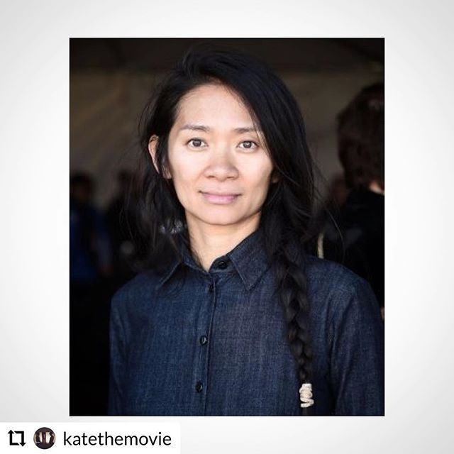 "My #wcw! If you haven't seen Chloe Zhao's 'The Rider' yet, please do! I saw it months ago and it still effects me. A sign of an amazing film and truly talented director! 😍❤️👏🏼 . #repost @katethemovie The cast & crew of ""Kate"" will be taking turns sharing our #wcw... this week, director @courtneycunninghammmm is totally crushing on Chloé Zhao, director of 'The Rider'... 😍 . ""This is such a beautiful story that Zhao told with such kindness, respect, intelligence and heart. And it is exquisitely shot. If you haven't seen it, please find it and give it a watch. It was the most inspiring movie I've seen this year. ❤️ . You'll also want to listen to Zhao's interview with Kim Masters on @kcrw to hear how 'The Rider', a full length feature film, was shot with a crew of 6 and financed on Zhao's credit card because she couldn't get funding, despite already having an award-winning feature under her belt."" 😳 . #womencrushwednesday #chloezhao #therider #theridermovie #inspiration #talentcrush #femalefilmmakers #femaledirector #femalewriters #indiefilm #independentfilm #indiefilmmaking #indiefilmmaker #womeninfilm #supportfemalefilmmakers #supportfemaleartists #femalevoice #wehavesomethingtosay #empowerwomen"