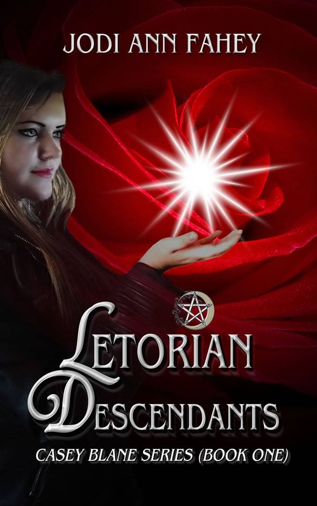 - Forced into an action-packed world of vampires, werewolves, and all things mystical, Casey Blane must quickly learn of the great power she possesses as she unlocks the mysteries of her nearly four-hundred-year-old royal family's past to save herself and her coven as the next Letorian Descendant.