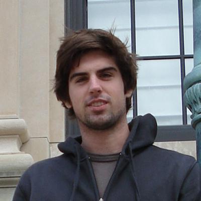 Michael Mack - M.A. Chemistry - 2012