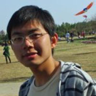 Rougang Tang - M.A. Chemistry 2011