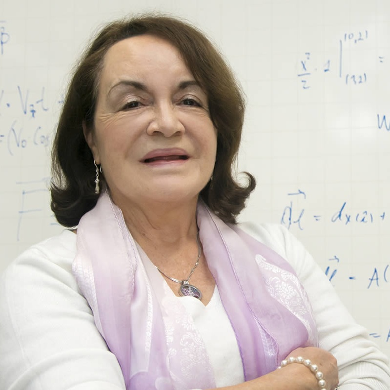 Dr. Angela Camacho President, Colombian Network of Female Scientists