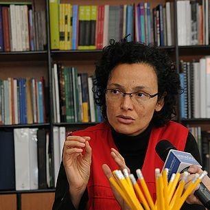 Dr. Natalia Ruiz Former Deputy of Education of Colombia