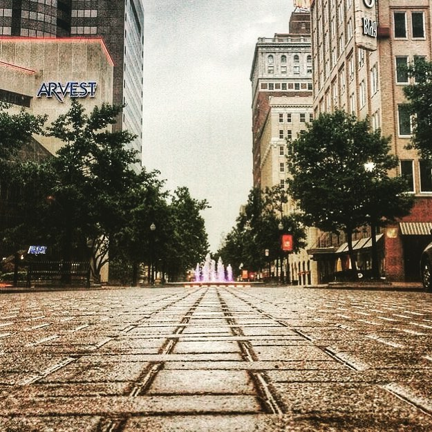 📷 pic of the day - rustic photo of a rainy morning in Downtown Tulsa. #tulsametro . . . . #tulsa #tulsaok #downtowntulsa #cityview #cityscape #urban #metro #city #bigcity #instagood #oklahoma #fabulous #instaworld #beautiful #nightlife #awesome #instalove #travel #worldtraveler #instatravel #bestoftheday #home #instacool #ttown #citylife #downtown #design #urbanism #oklahoma #rainyday
