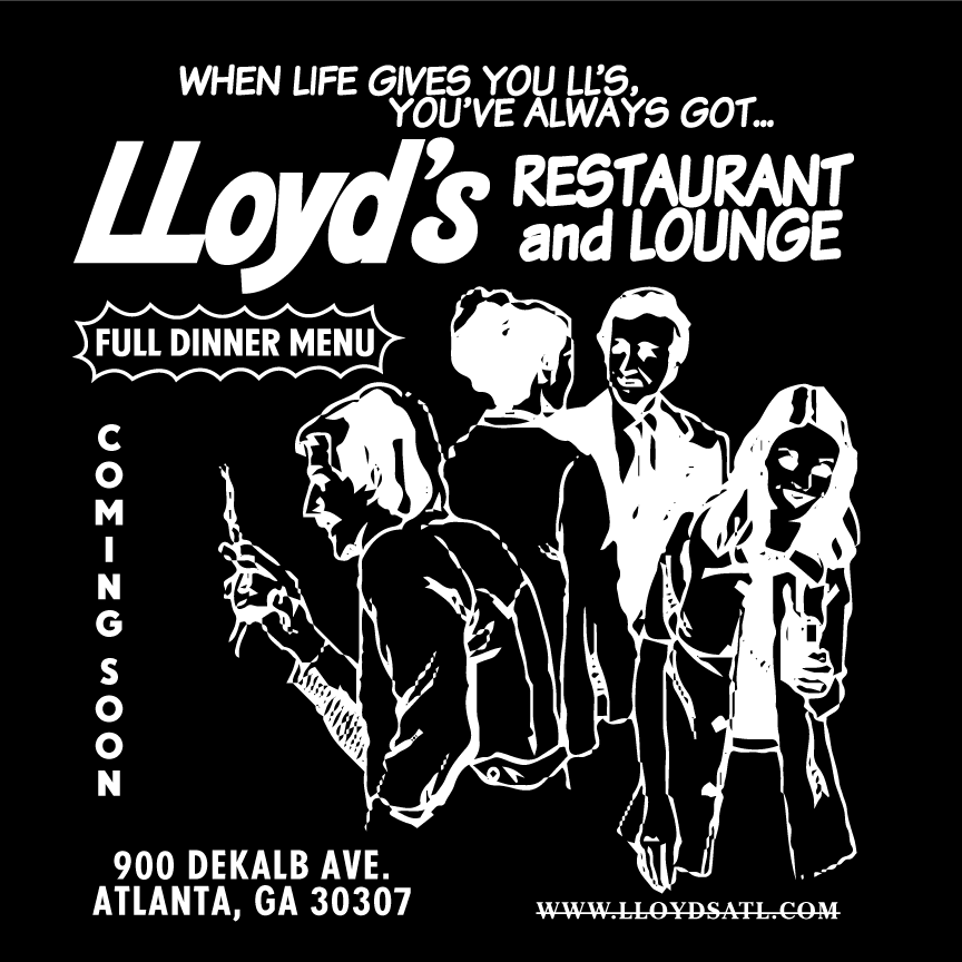 LLOYD'S - Full Brand Identity Coming Soon...