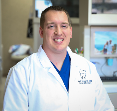 Dr. Jack Swartout - Call it a mission, call it a passion — either way, you'll be amazed by the comprehensive nature of the care you receive at Swartout Dental. We believe that your dental well-being is critical to a healthy lifestyle, and we're here to help you along that journey.