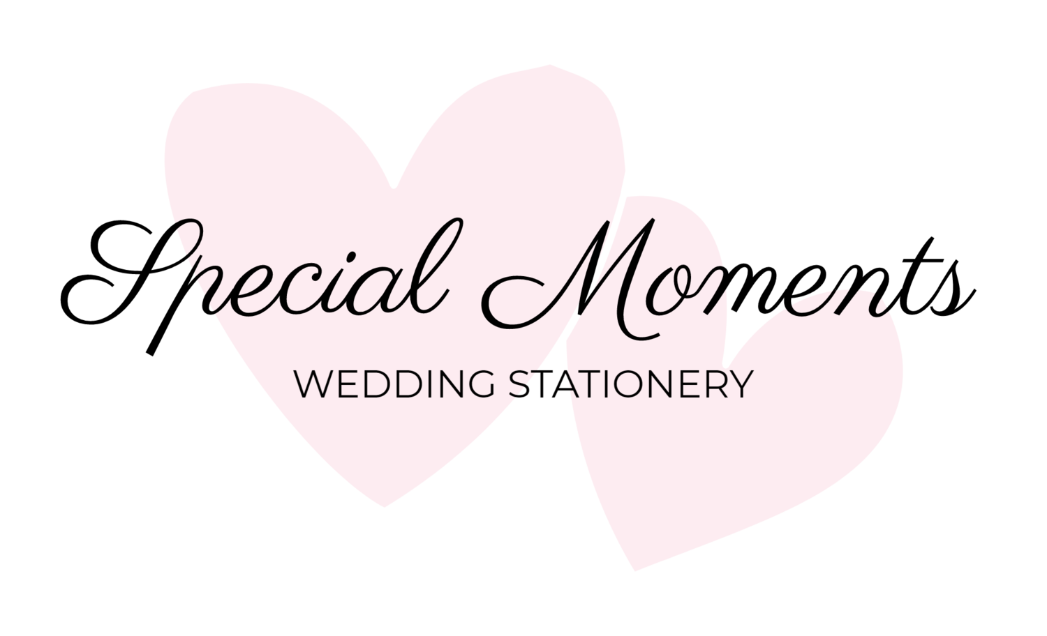 Special Moments Wedding Stationery