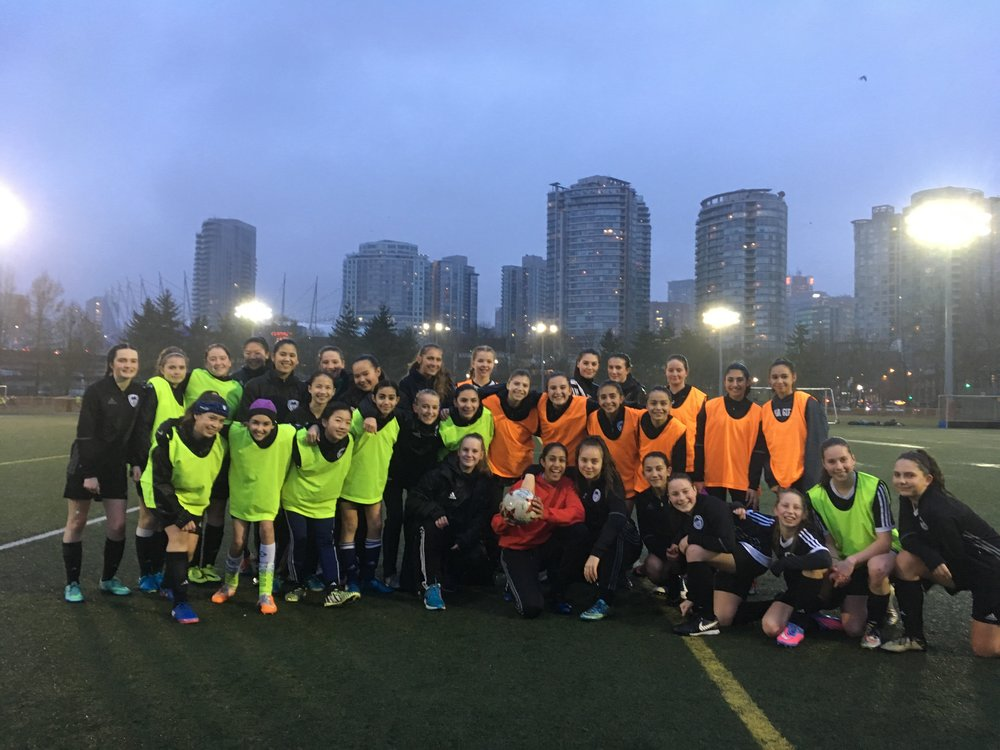 Contact - Vancouver Football Club