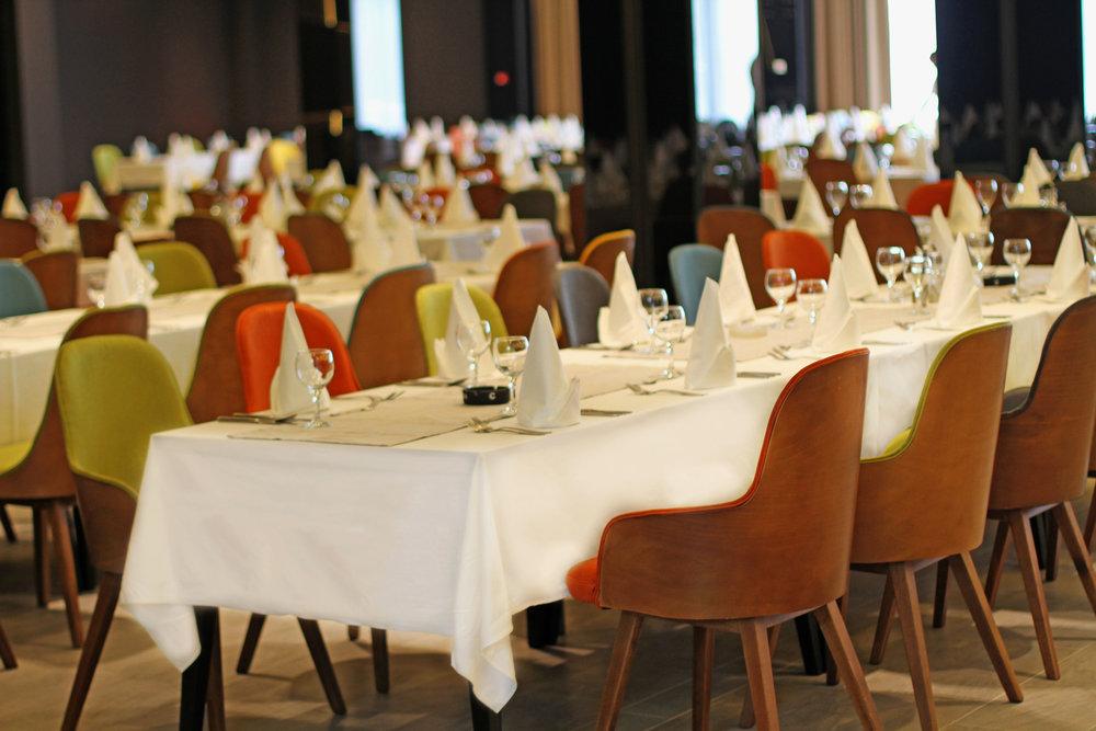 Sarajevo Model UN 2018 Dining