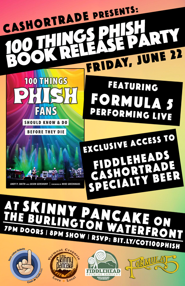 Burlington - See you there!