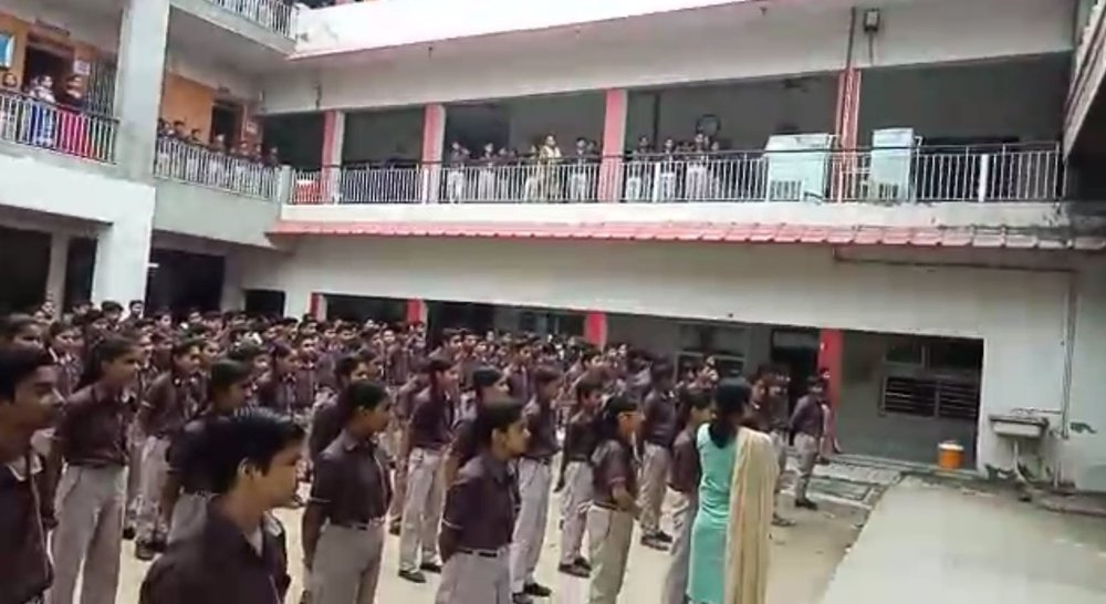 jain vidya mandir high school faridabad.JPG