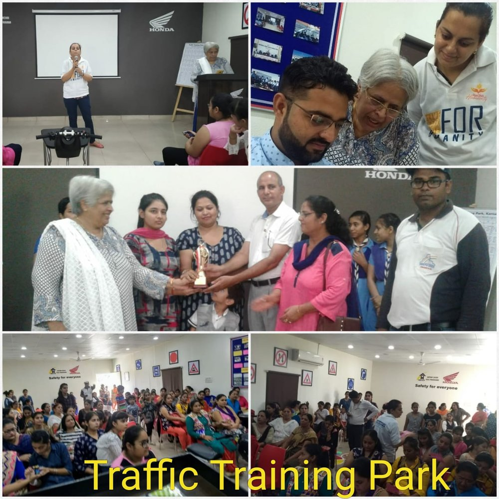 Traffic Training Park karnal.jpeg