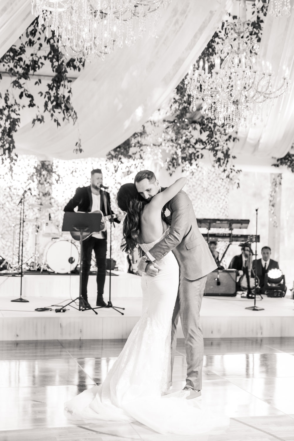 First dance to H.O.L.Y performed by Zach Williams