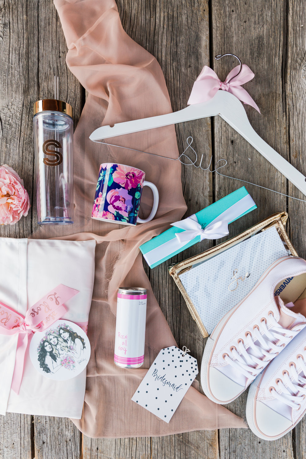 Gifts for our Mom's and bridal party