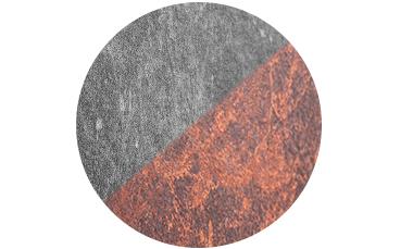 - Τα διακοσμητικά του πάνελσας επιτρέπουν να επιλέξετε το χρώμα που ταιριάζει καλύτερα στο εσωτερικό σας. Κόκκινο γκρίζο ή Γκρίζο ορυκτό, οι δύο αυτές επιλογές απλά αντανακλούν τα μεταλλικά χρώματα και τηνυφήτου ασβεστολιθικού αμμώδους εδάφους στο οποίο αναπτύσσονται τα αμπέλια.