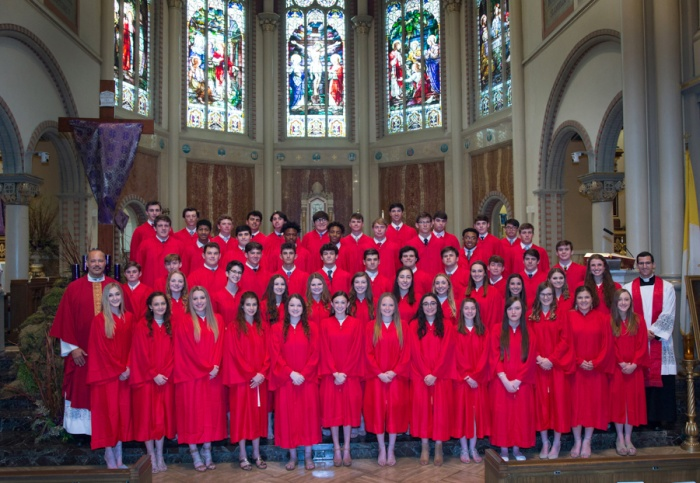 Cathedral confirmation - View Proofs